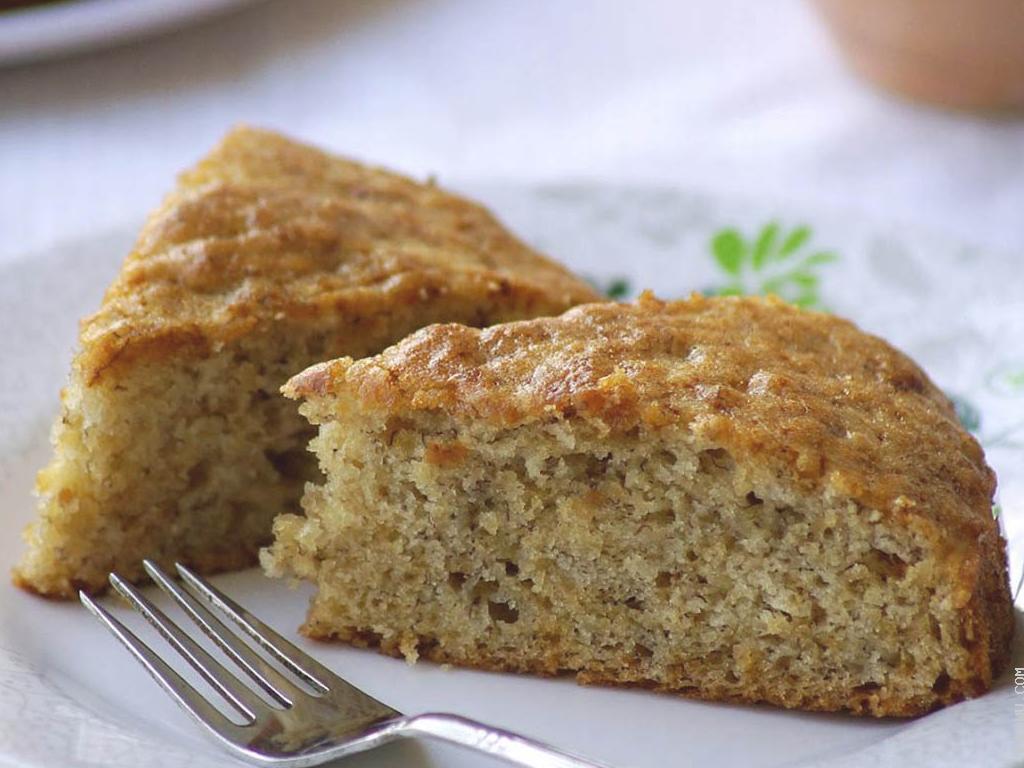 Belajar Membuat Kue Serba Pisang (Banana Shortbread, Cheese Cake & Muffin)