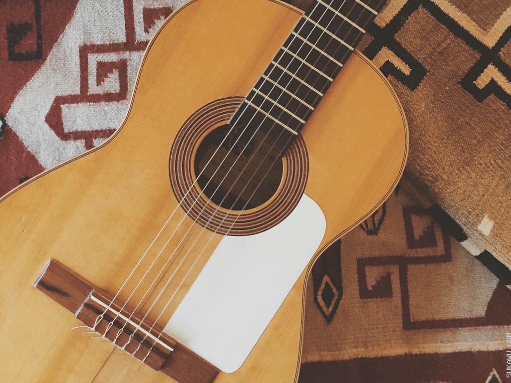 Belajar Berbagai Genre dengan Menggunakan Gitar
