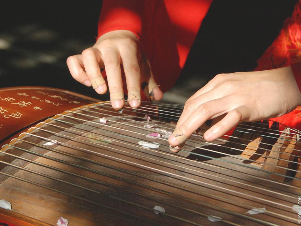 Kelas Kecapi: Belajar Alat Musik Tradisional Cina