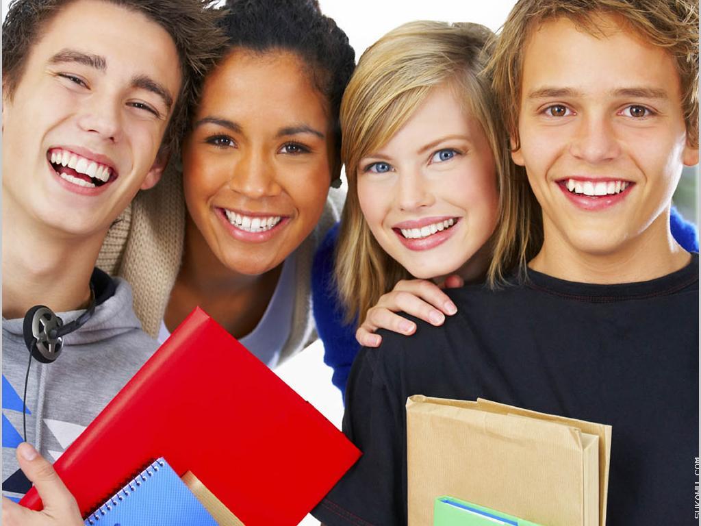 Belajar Bahasa Inggris Berkelompok untuk Remaja