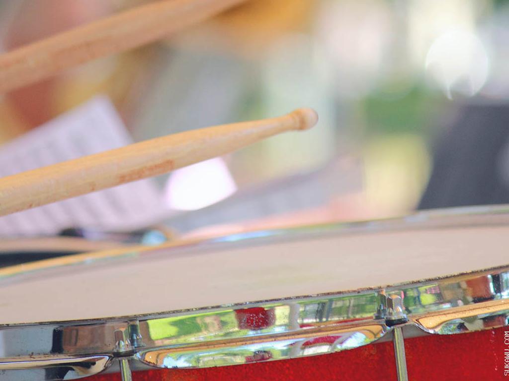 Belajar Drum untuk Semua Tingkatan