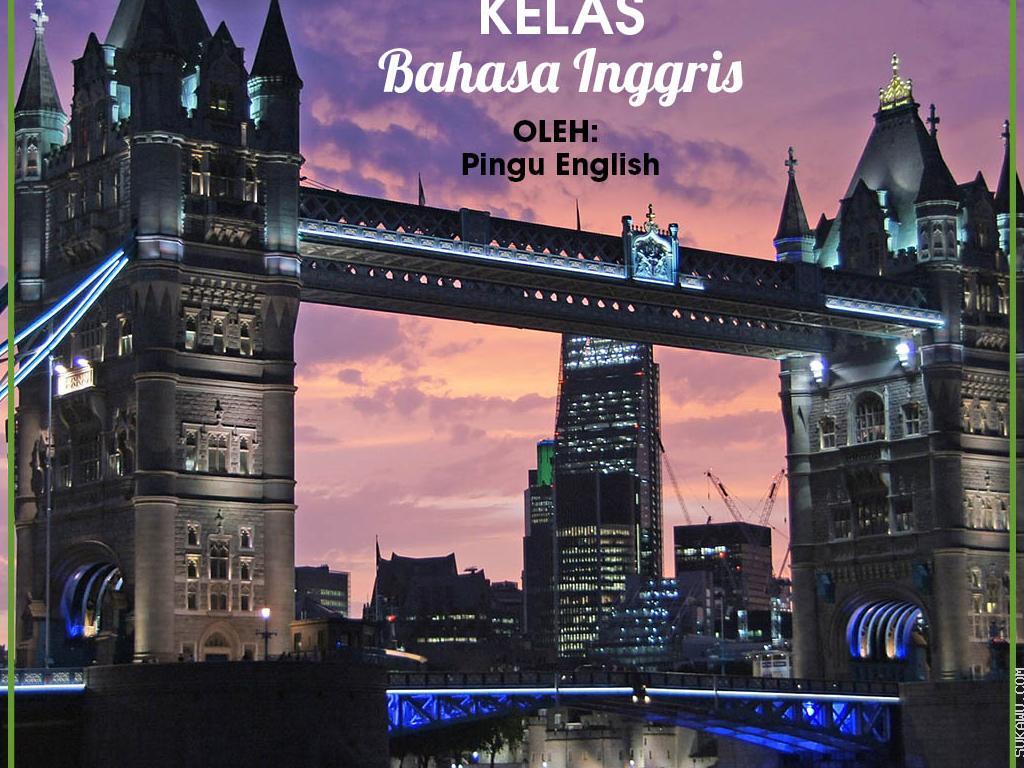 Kelas Bahasa Inggris untuk Anak Umur 2 - 9 Tahun