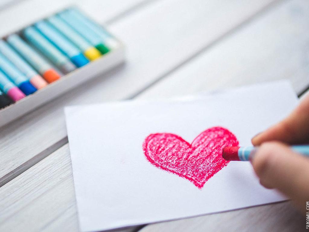 Belajar Menggambar dengan Crayon untuk TK & SD
