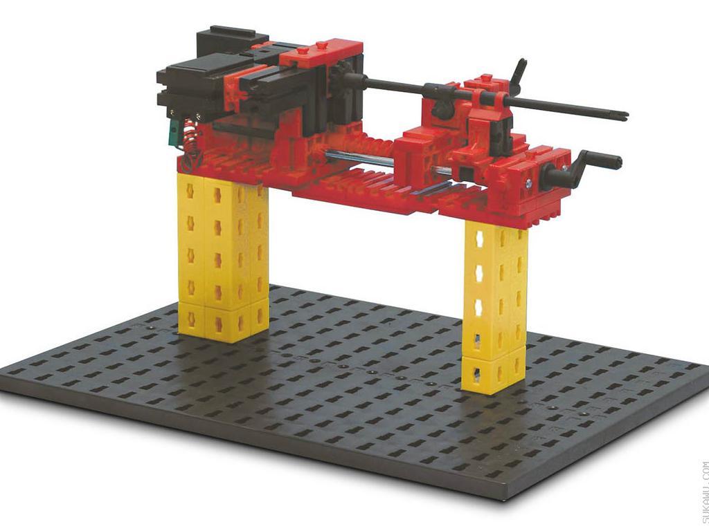 Kelas Robotic Fischertechnik Mechanic (6 Tahun)
