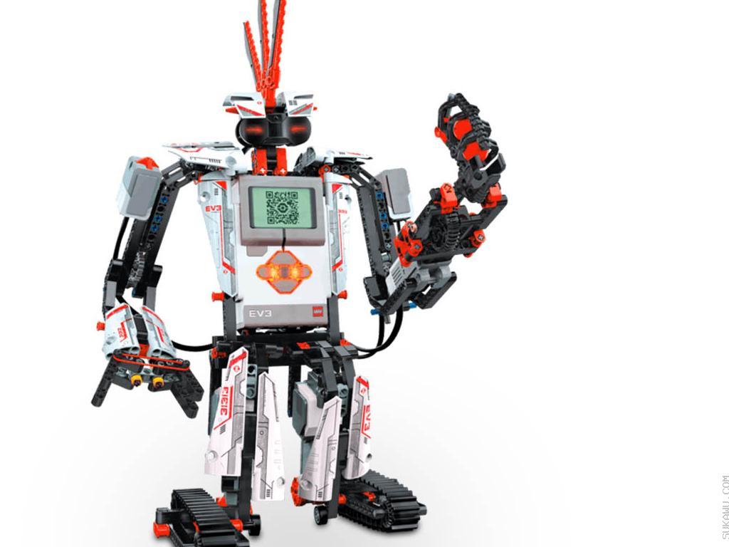 Kelas Robotic Lego Mindstorm Elementary (6 Tahun)
