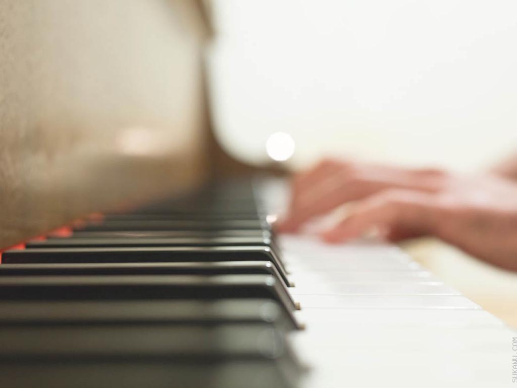 Belajar Piano Genre Pop